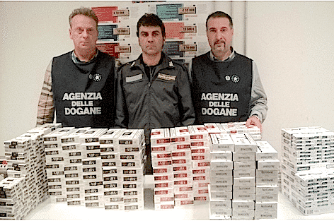 DOGANE Sigarette 20151111