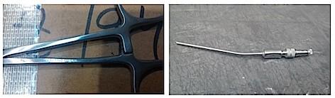 Dogane Malpensa strumenti medici