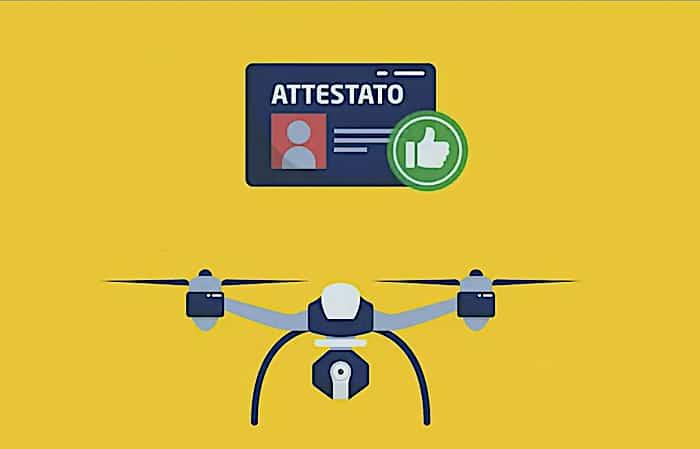 ENAC: video di istruzioni per l'uso in sicurezza dei droni secondo la nuova normativa