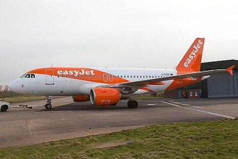 Airbus A320 easyJet (foto Airbus)