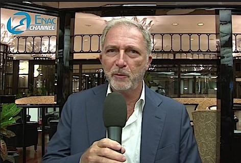 Il neo vice direttore dell'ENAC Ing. Alessandro Cardi (foto: da Enac Channel)