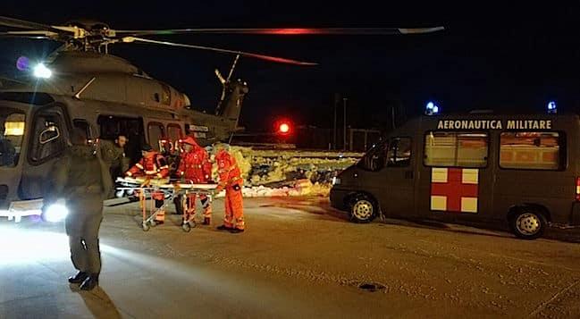 Elicottero e Ambulanza1