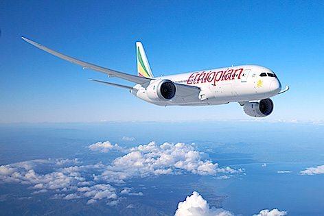 Ethiopian Airlines 787 (foto Boeing)