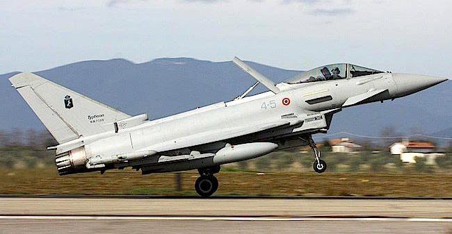 Eurofighter Toselli
