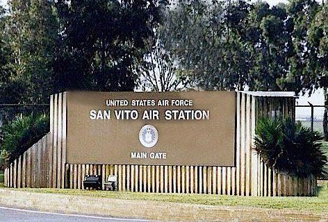 Ex base USAF Brindisi