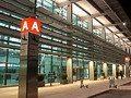 Ancona Falconara l'aeroporto delle Marche