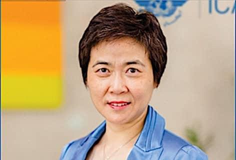 Fang Liu ICAO