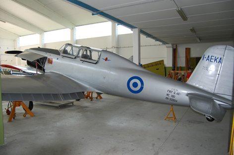 Fiat G46 I-AEKA