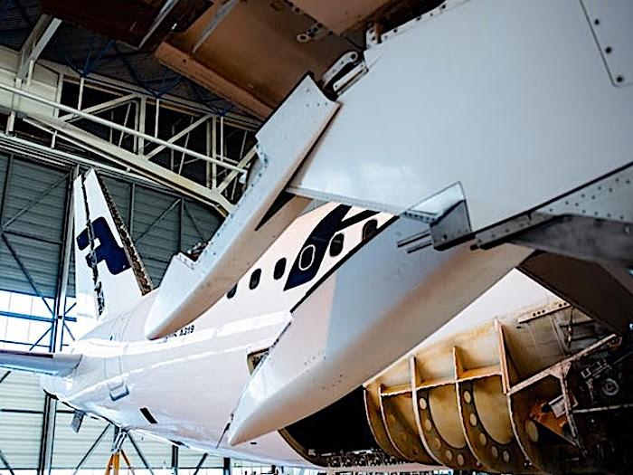 Finnair ha riciclato oltre il 99% dei componenti di un Airbus A319
