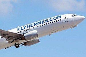 Fly hermes 1