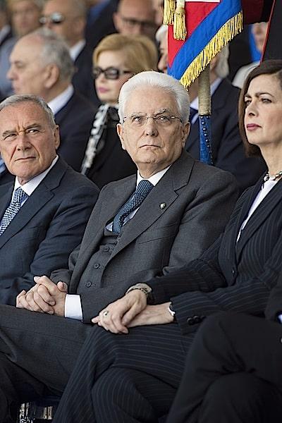 Fondazione Polizia Mattarella grasso