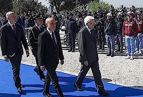 Messaggio del Presidente Mattarella in occasione del 165° anniversario di fondazione della Polizia di Stato