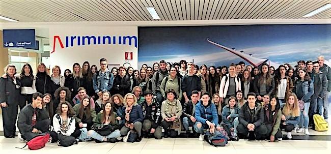 Foto evento AIRiminum 2014_Istituto ITET IEV PASINI