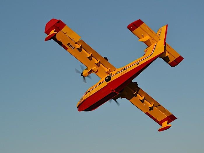 Continuano senza sosta gli incendi boschivi al Centro-Sud: sabato 14 agosto, 34 richieste d'intervento aereo