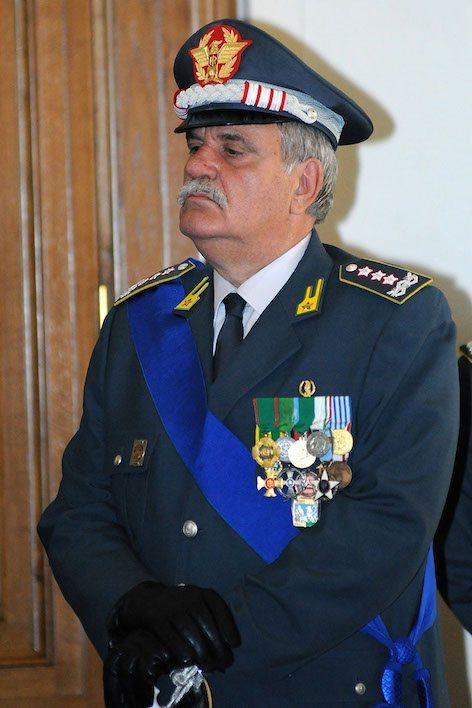 Il Gen. C.A. Michele Adinolfi (foto Gdf)