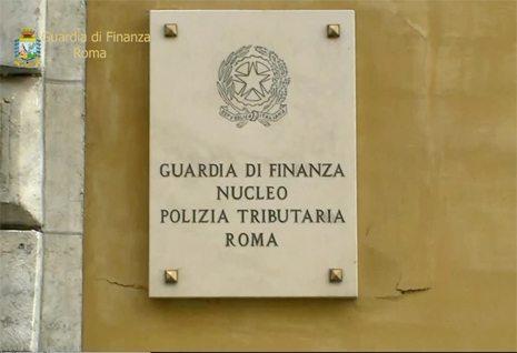 Gdf Nucleo Polizia Trib Roma