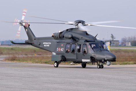 HH139A 85° Gruppo CSAR 15° Stormo (foto Aeronautica Militare)