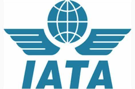 Il logo IATA - International Air Transport Association