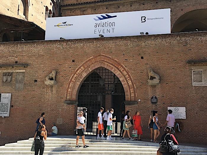 Bologna per un giorno capitale europea del settore aeronautico