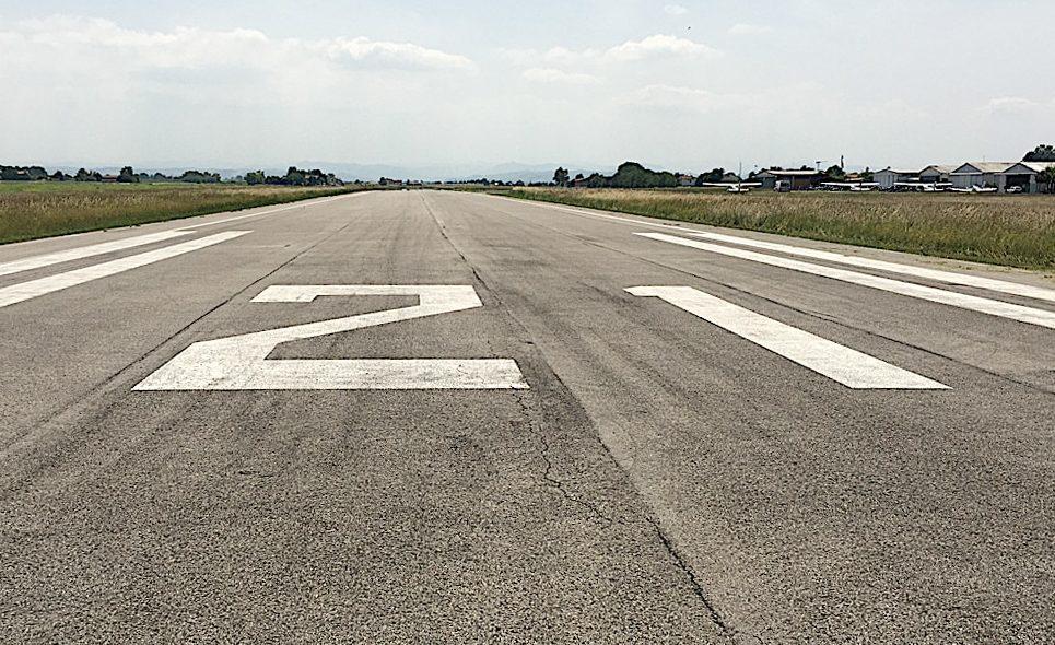 """Aero Club """"F.Baracca"""" di Lugo. Presto in volo! Con qualche limitazione"""