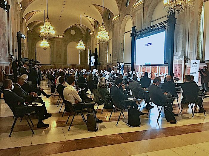 Per la prima volta Bologna ha ospitato il convegno internazionale Aviation Event 2021 BLQ