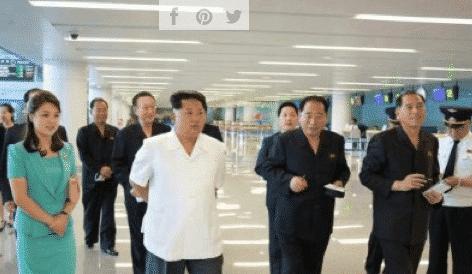 Jong in aeroporto