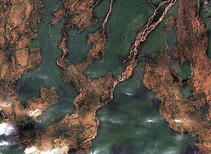 Da Leonardo: come combattere la deforestazione. Gli occhi dei satelliti un alleato prezioso per la tutela del Pianeta