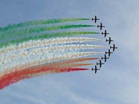 Le Frecce Tricolori (2)