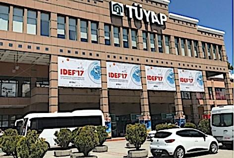 Leonardo IDEF Turchia