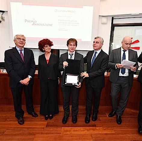 Leonardo Moretti ministra premio innovazione 2016 squared_medium_squared_original_Premio_s