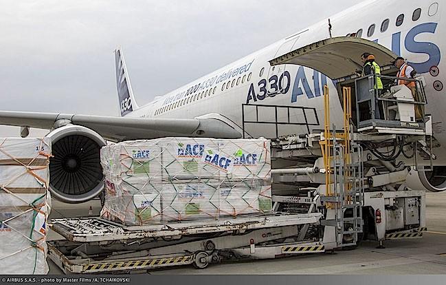 loading-of-humanitarian-goods-at-lyon-for-haiti