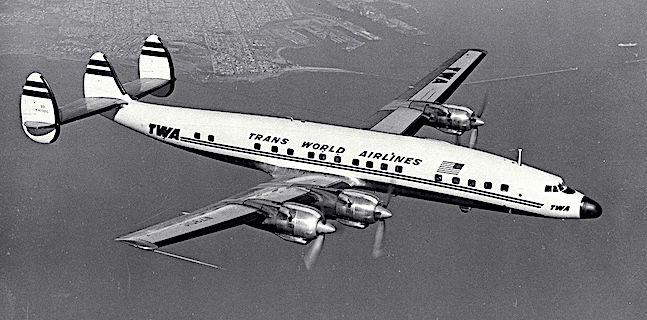 Lockheed_L-1649_Constellation_TWA