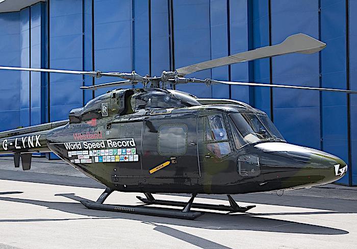 Leonardo: G-LYNX, un record di velocità imbattuto da trentacinque anni