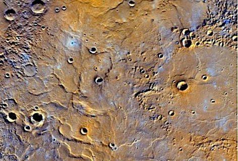 Mercurio ASI ESA