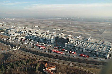 Cargo City di Milano Malpensa (foto SEA Milano)