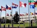 La sede della NATO (foto Leonardo)