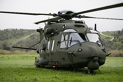 NH90 Aves Foto AVES