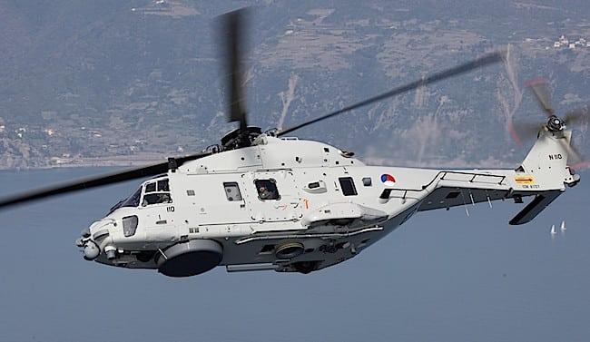 Elicottero 90 : Consegnato il primo elicottero mh al ° gruppo