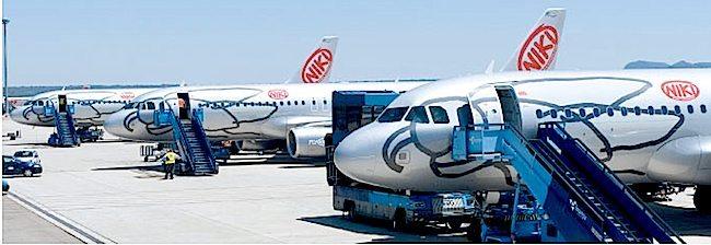 Niki compagnia aerea