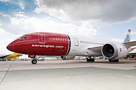 Norwegian: da novembre 2017 si vola low-cost da Roma Fiumicino agli Stati Uniti