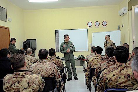 OT Gen AGRESTI E Fucilieri Aria