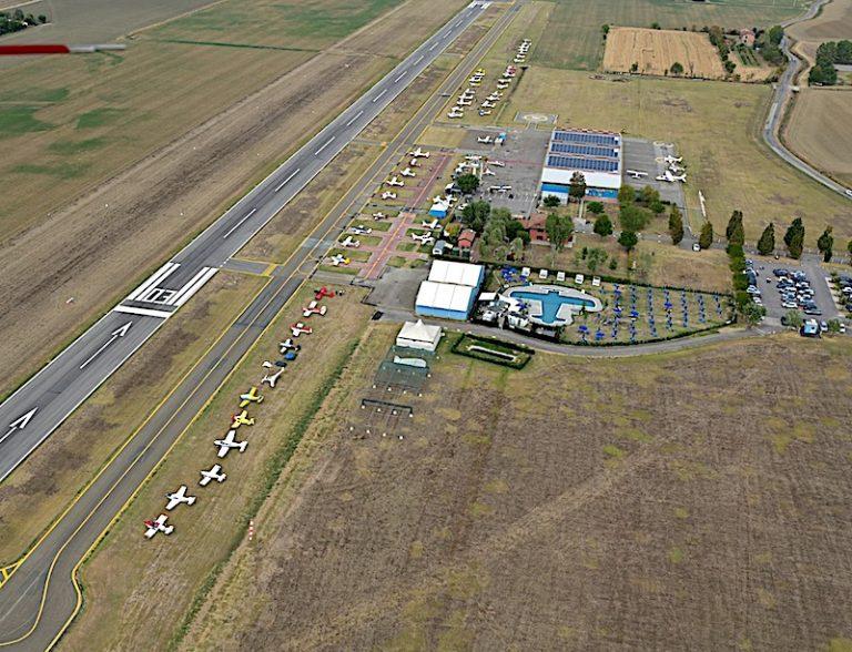 CAP, Club Aviazione Popolare: raduno a Ozzano dell'Emilia