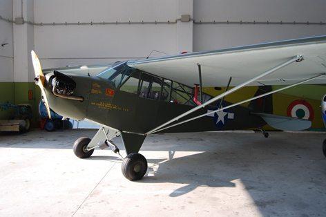 Piper L-4J(059) I-PIPA