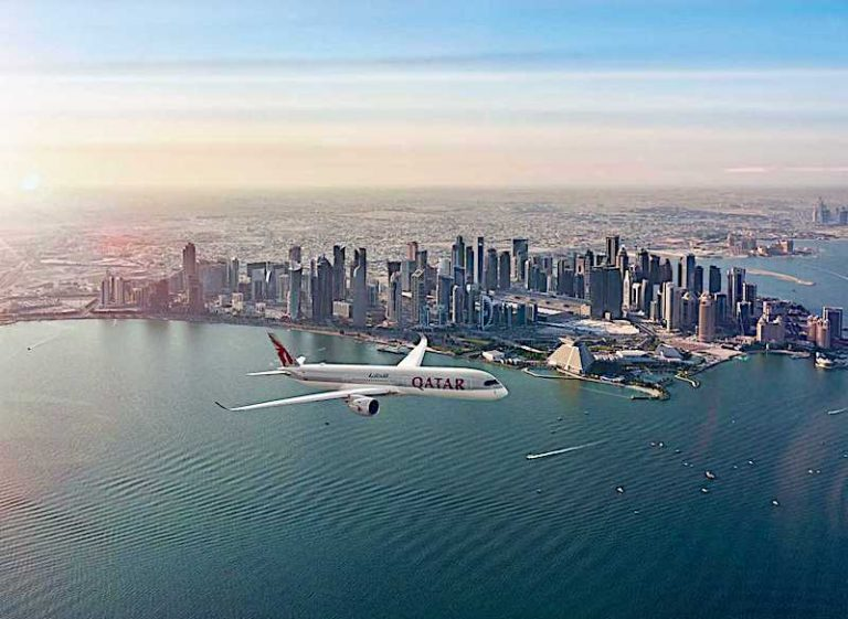 Qatar Airways aderisce all'Alleanza Globale per la Sostenibilità del Trasporto Aereo promossa dall'ICAO