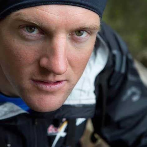 Lo svizzero Christian Maurer, quattro volte vincitore del Red Bull X-Alps (foto Red Bull)