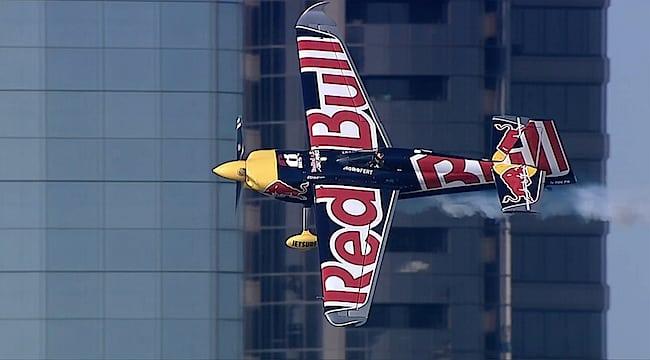 Red Bull aereo