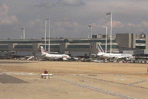 L'aeroporto di Fiumicino (foto Wikipedia)
