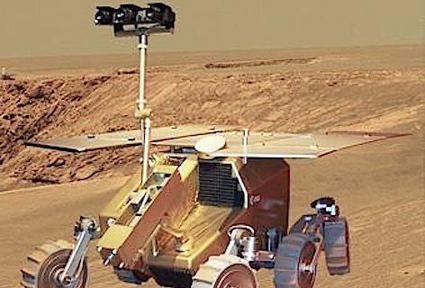 Rover miss.Exomars ASI ESA Marte