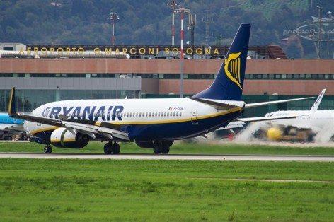 Ryanair a Bologna(2)