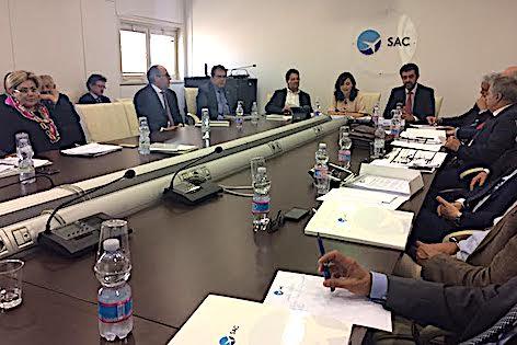 SAC, assemblea dei soci e cda per Contratto di Programma con ENAC